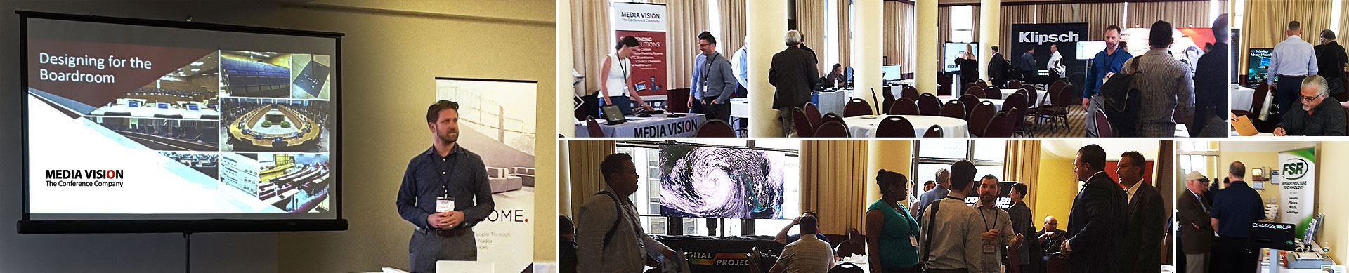 Photos from the SYMCO New York Technology Showcase 2018