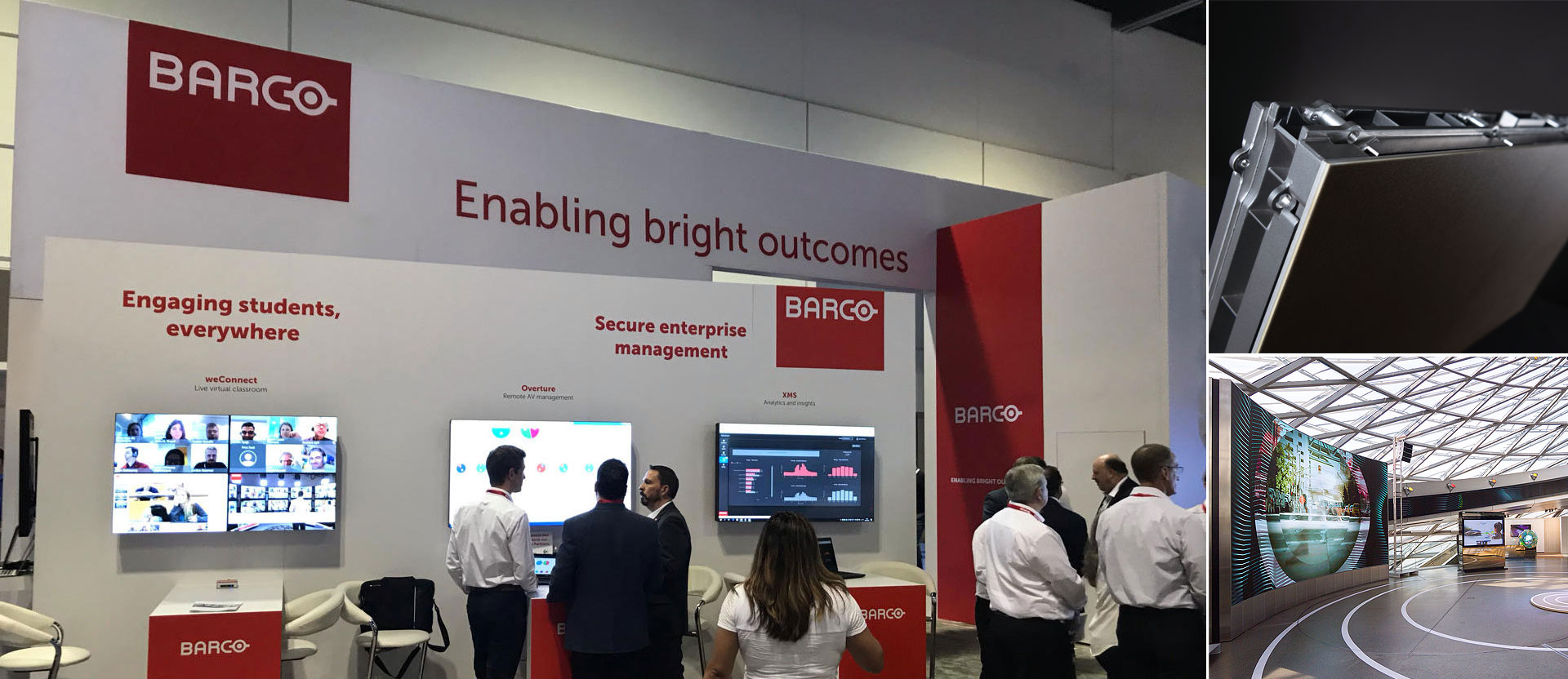 InfoComm 2019: Barco Shows weConnect Active Learning Platform With Virtual Classrooms