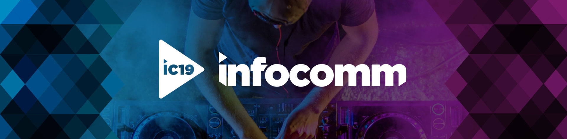 InfoComm 2019 in Orlando, FL June 8 to 14 2019