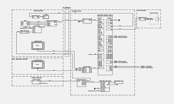 CAD Drawing - Monolith Systems